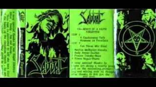 SABBAT (UK) - Fragments of a Faith Forgotten FULL DEMO (1986)