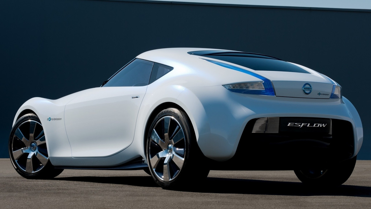 Nissan Z concept coming to Tokyo this fall - YouTube