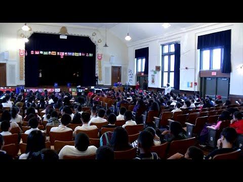 Universal Creighton Charter School Celebrates Lunar New Year