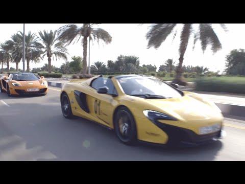 'Desert Run' - Exploring the Arabian Peninsula.