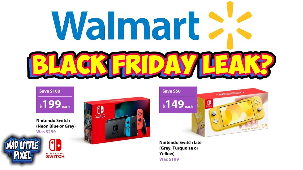 Black Friday 2019: The Best Deals So Far From Amazon And Walmart