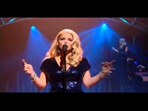 Jessica Simpson - Mary, Did You Know / Christmas Special at PBS ...