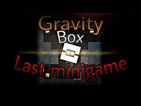 "Моя последняя мини игра ""Gravity box""  by Vertuoz (me)  Geometry Dash 2.11"