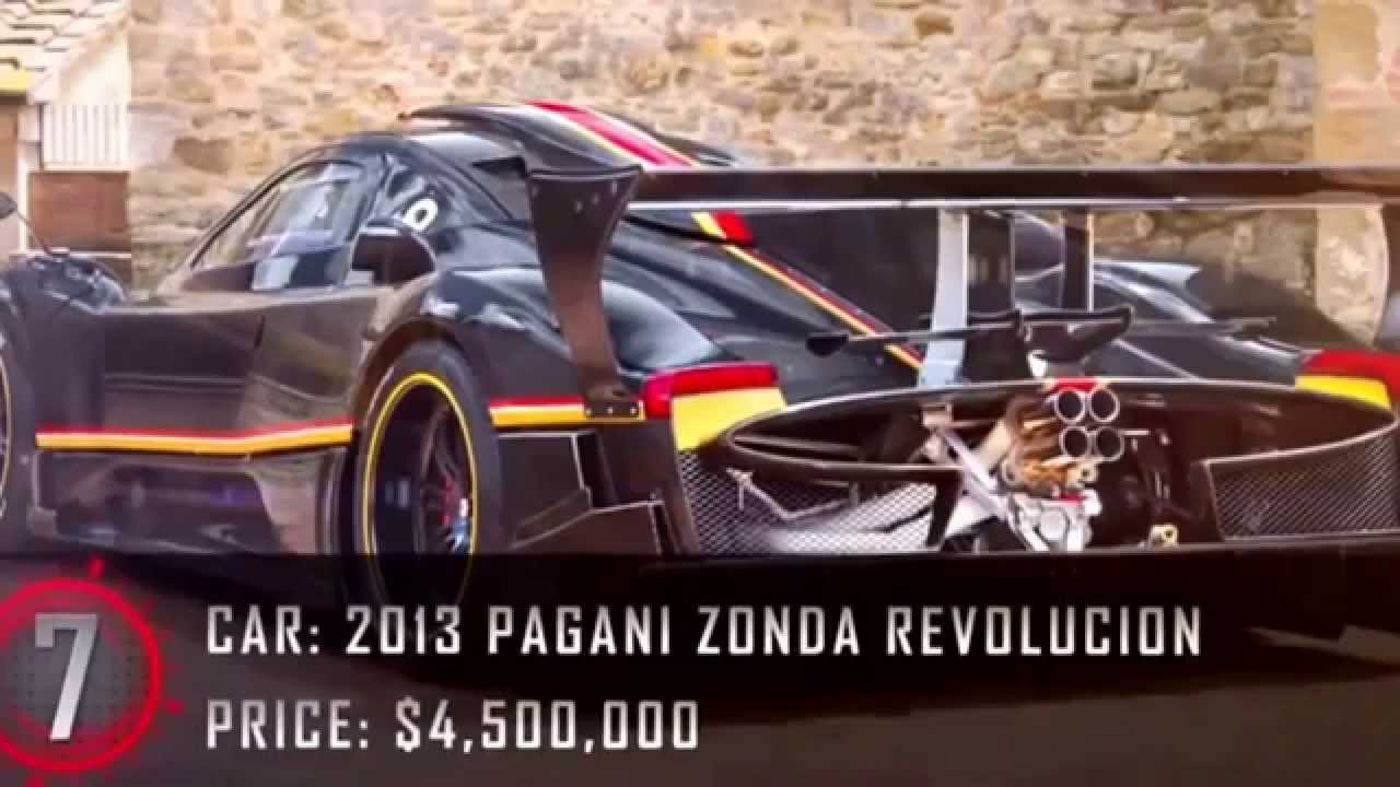 Top 10 most expensive and rare cars in the world - YouTube