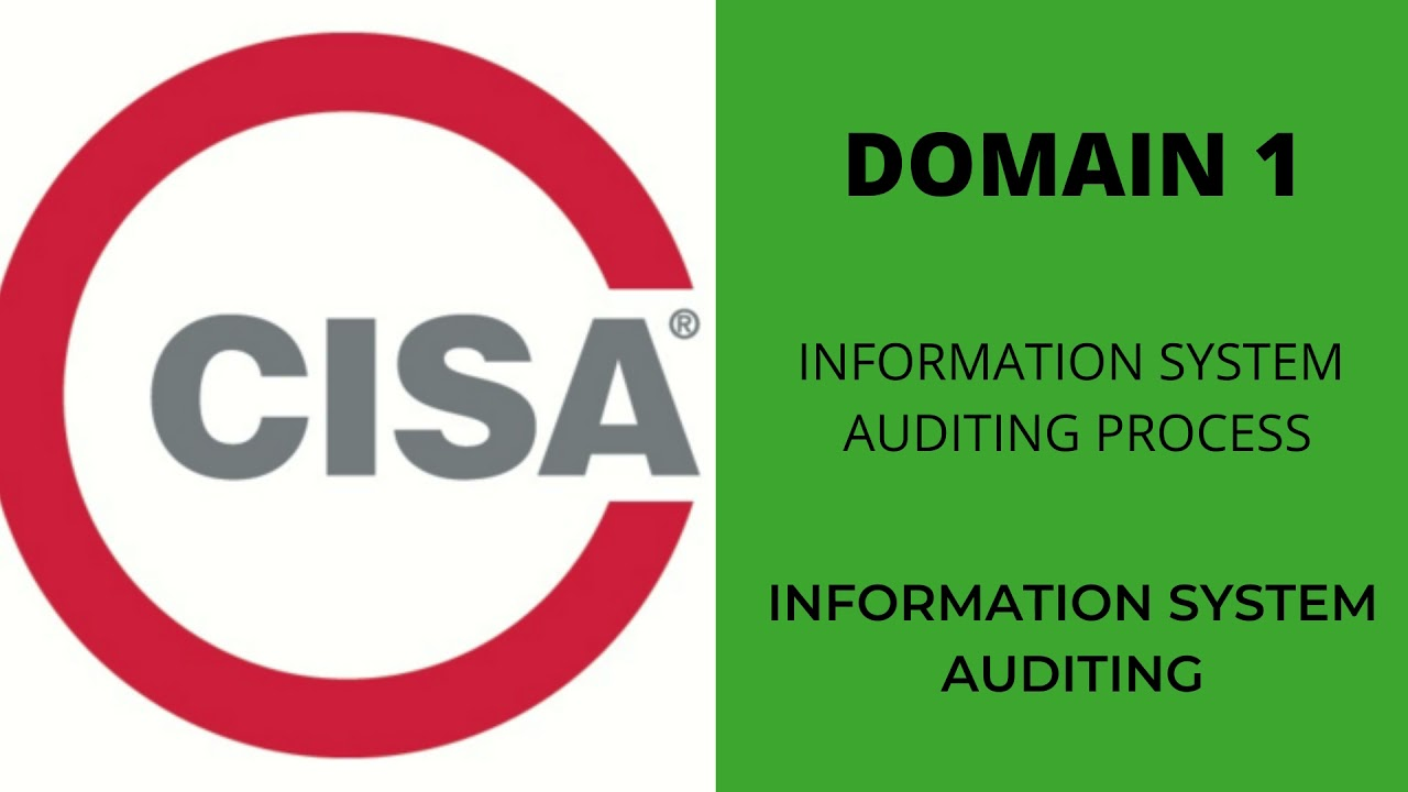 Download CISA DOMAIN 1 - Information System Audit
