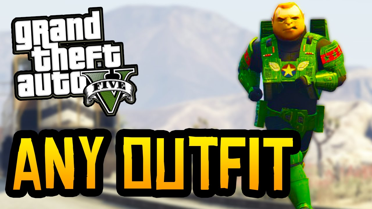 Gta 5 Secrets How To Unlock Any Rare Outfit In Gta 5 Online Glitches Tricks Secrets Youtube