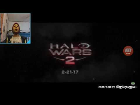 Halo Wars 2 - Cinematic Trailer REACTION