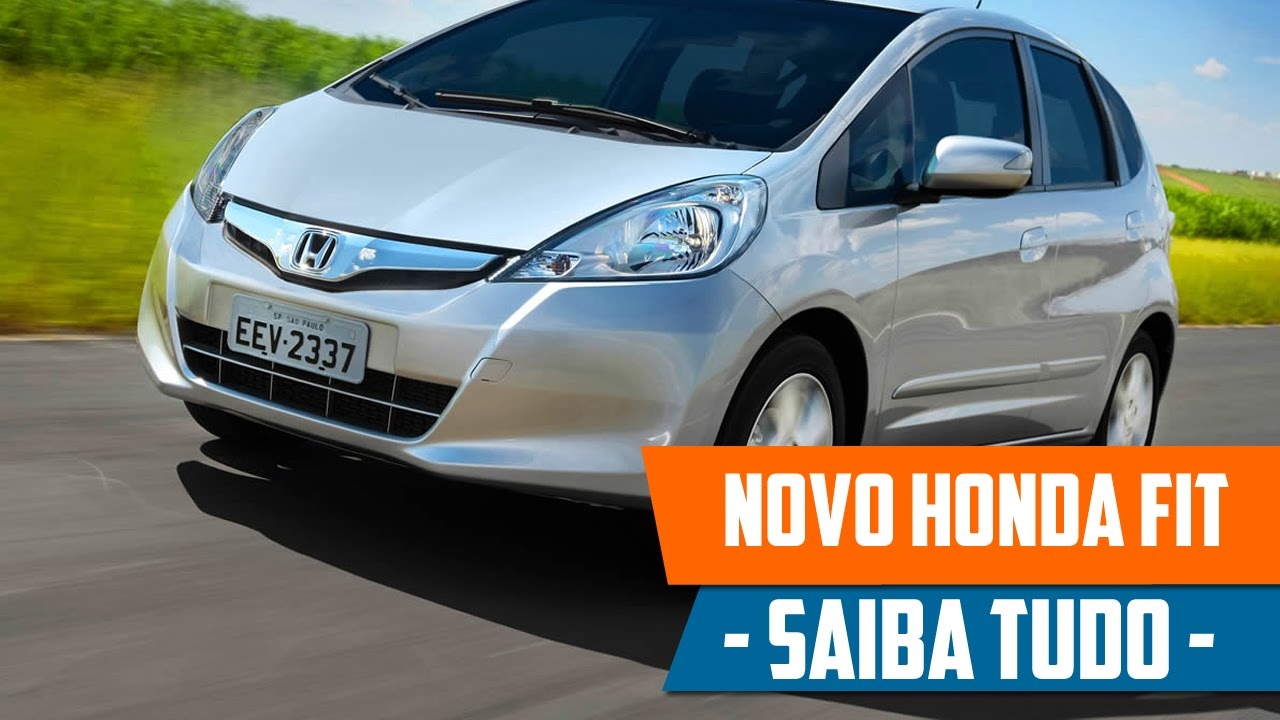 Beautiful Teste Novo Honda Fit 2014 / 2015   Preço, Consumo, Ficha Técnica, Interior  E Avaliação