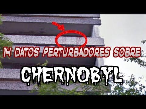 14 DATOS más PERTURBADORES de CHERNOBYL