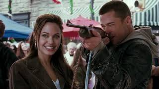 Mr and Mrs Smith (Angelina Jolie & Brad Pitt) TÜRKÇE DUBLAJ FULL HD