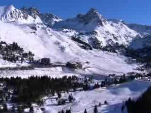 Tours-TV.com: Winter tourism in Andorra