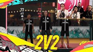 FIFA 20 vs BATESON & ZWEBACK & LA5TY!! SICK GOALS!!
