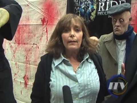 ITV Films s Eileen Dietz at Crypticon 2009