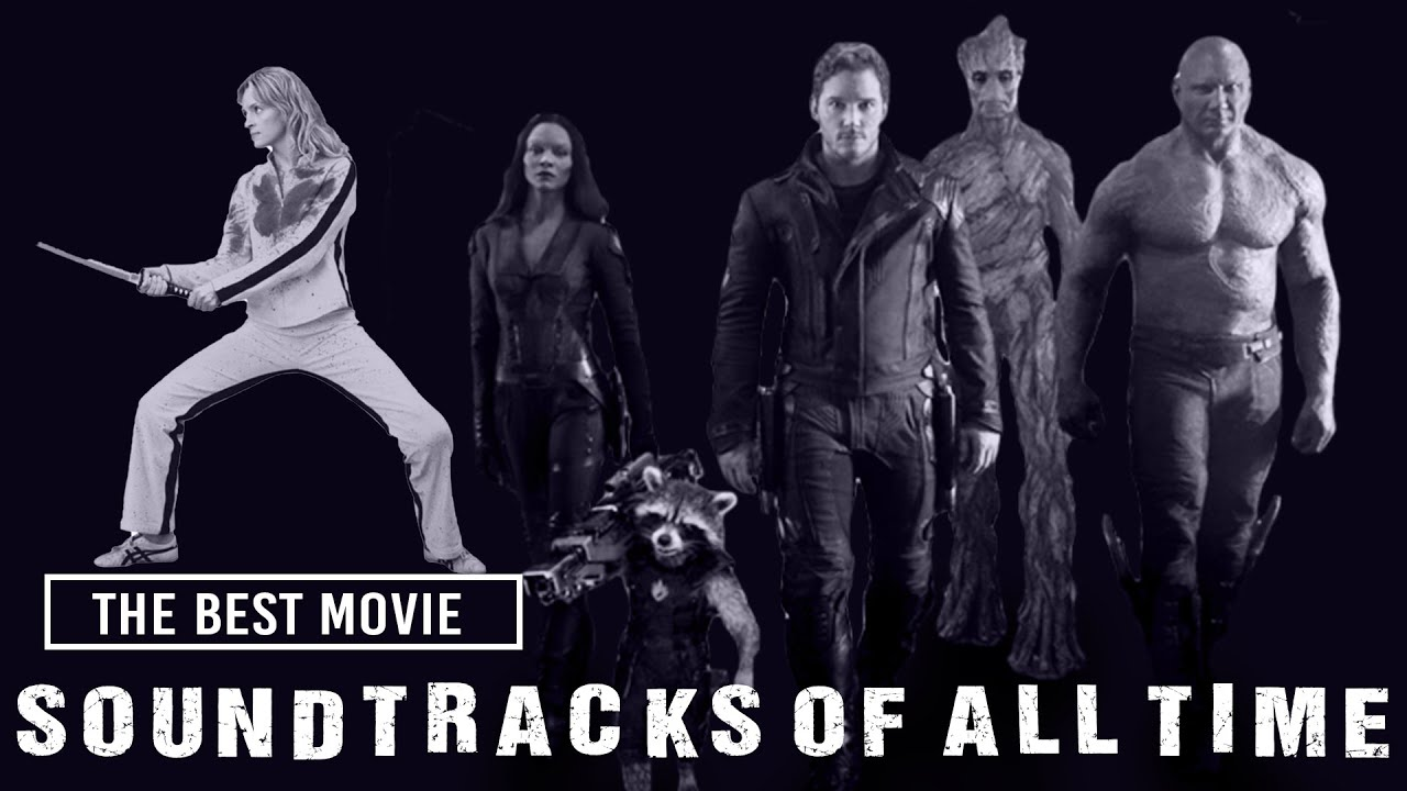 The Best Movie Soundtracks Of All Time Indigo Music Youtube