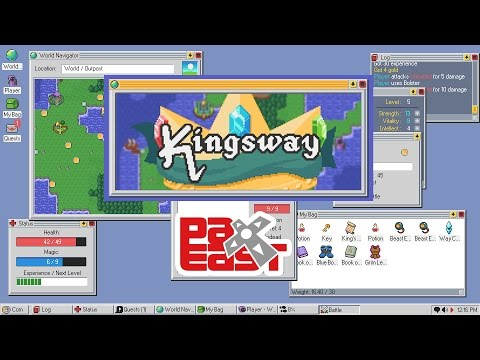 Kingsway - Interview with Andrew Morrish at PAX East 2017