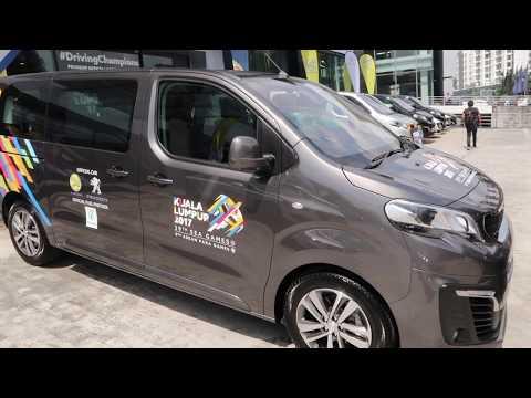 Peugeot Traveller - MPV 8 tempat duduk baru tiba di Malaysia