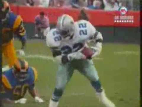 Dallas Cowboys - Tribute to the Triplets (Troy Aikman, Michael Irvin, Emmitt Smith)