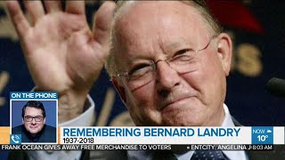Remembering Bernard Landry