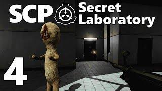 [4] Scientist Escape?!? (SCP Secret Laboratory Gameplay)