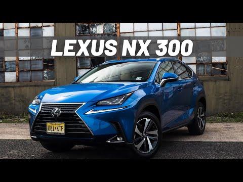 lexus-nx-|-just-a-fancy-toyota-rav4?-|-review