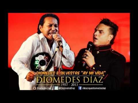 Ay la vida  Diomedes Díaz & Silvestre Dangond (Editada en Estudio) Via @Vallenatoalcien