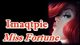 LOL Pro - Imaqtpie Miss Fortune vs Wildturtle Twitch