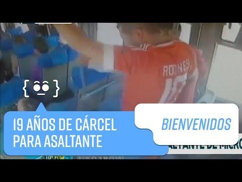 Condenan a asaltante de micros | Bienvenidos