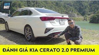 Đánh giá Kia Cerato 2.0AT Premium 2019: Đẹp, giá hợp lý  2019 Kia Cerato Premium Review 