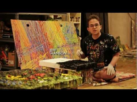 Jeffrey Owen Hanson Changing the World...One Painting at a Time
