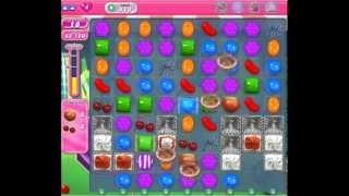 Candy Crush Saga Level 413 - 3 Stars No Boosters