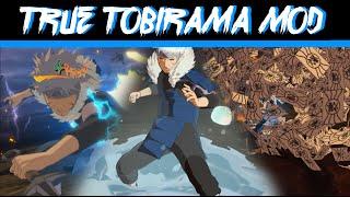 Naruto Shippuden Ultimate Ninja Storm Revolution - True Tobirama Moveset Mod (1440p)