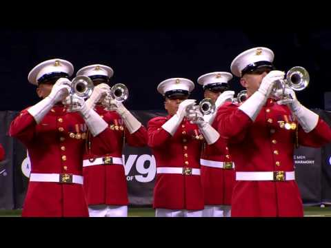 """The Commandant's Own"" at the 2016 DCI World Championships"