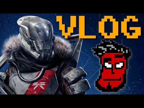 VLOG: Dark Below Vorbereitung, kommende Projekte, aktuelle Game News | Destiny Gameplay [German]