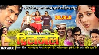 DILJALE in HD | SUPERHIT BHOJPURI MOVIE | Feat....