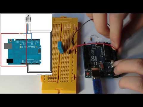 Arduino 433MHz RF tutorial with DHT22 - educ8stv