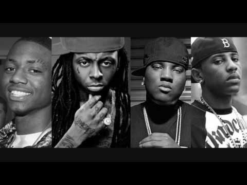 Soulja Boy Feat. Lil' Wayne, Young Jeezy & Fabolous - Turn My Swag On REMIX (DOWNLOAD)