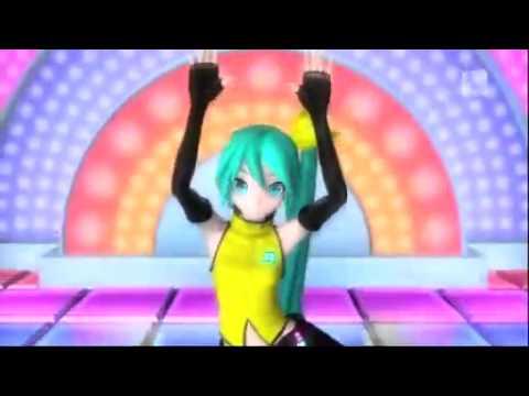 Miku Hatsune - Caramelldansen [sub español]