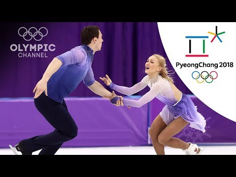 Figure Skating, Biathlon, Luge and More! | Highlights Day 6 | Winter Olympics 2018 | PyeongChang