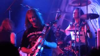 Gamma Ray-Avalon, New World Order, Hellbent at Dokk'em Open Air, Holland, 21st June 2014