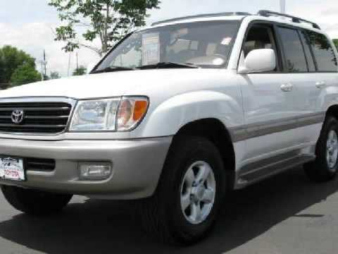 Used 2000 Toyota Land Cruiser Denver CO 80221