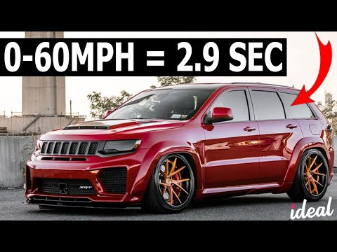 5 Most POWERFUL SUV's In The World!