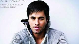 Enrique Iglesias - Finally Found You [DJ MARCARELLA REMIX]
