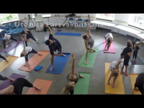 Leeds University Yoga Society: Ashtanga-based Yoga Class