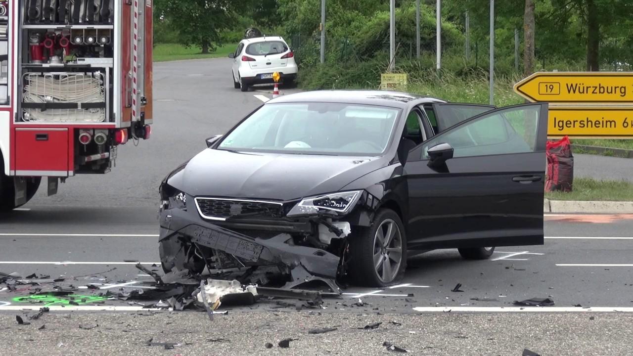 15.06.2017] - Biker und Sozia sterben auf B19 bei Igersheim ...