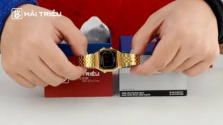 Review Casio - LA680WGA-1BDF [Đồng Hồ Hải Triều]