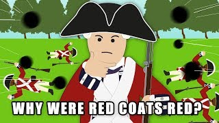 Why were Red Coats red? thumbnail