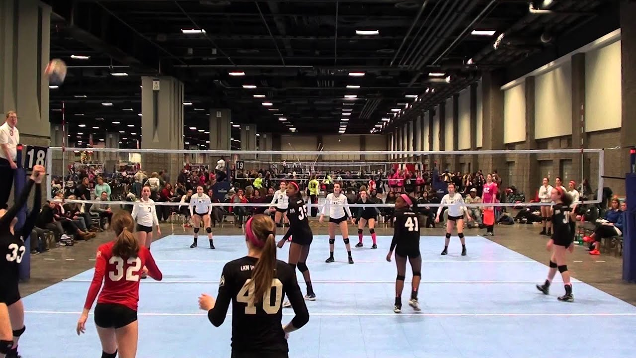 Johnson And Wales Volleyball