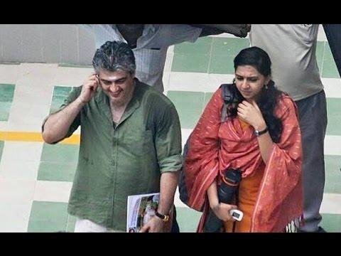 Ajith takes Lakshmi Menon to college | Thala 56 Shooting Spot | Siruthai Siva New Movie