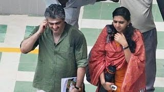 Ajith takes Lakshmi Menon to college | Thala 56 Shooting Spot | Siruthai Siva New Movie