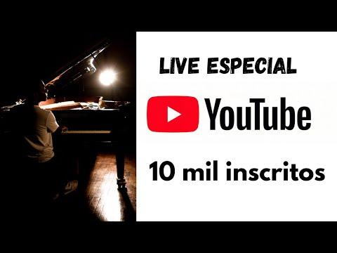 "<span class=""title"">LIVE ESPECIAL DE 10 MIL INSCRITOS |HERCULES GOMES|</span>"
